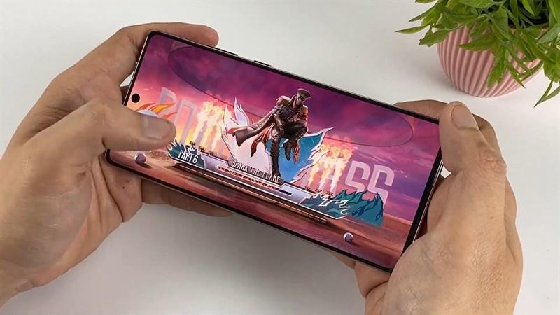 Điện thoại cấu hình cao chiến game phủ phê