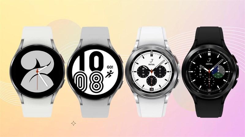 Đoạn teaser rò rỉ của Galaxy Watch4 và Galaxy Watch4 Classic