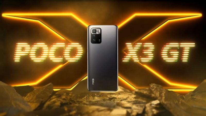 POCO X3 GT ra mắt