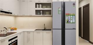 Hướng dẫn thay thế bộ lọc nước trên tủ lạnh Samsung đơn giản