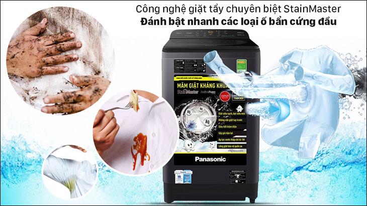 Công nghệ giạt tẩy chuyên biệt StainMaster