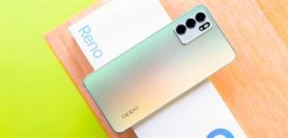 OPPO Reno6 5G ra mắt: Thiết kế ấn tượng, camera khủng, sạc nhanh VOOC, giá từ 9,4 triệu, đặt trước nhận quà khủng