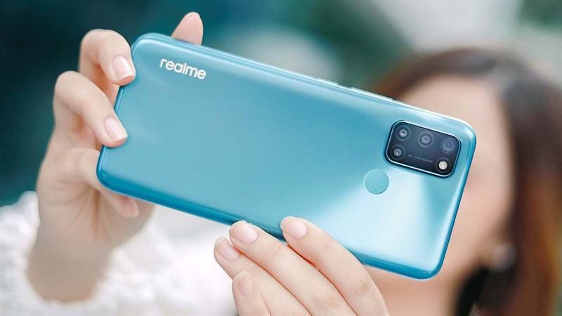 Hotsale cuối tuần: Điện thoại Realme sale hấp dẫn, nhanh tay bắt lấy