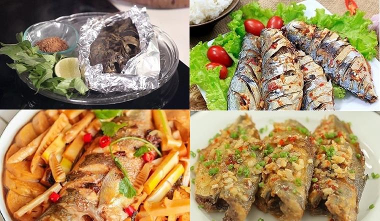 Cá bạc má là gì? Các món ngon từ cá bạc má
