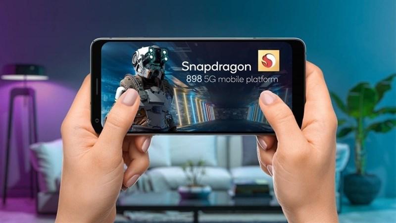 Snapdragon 898 sẽ là chip hàng đầu thế hệ tiếp theo của Qualcomm, cụm CPU được thiết kế khác với Snapdragon 888