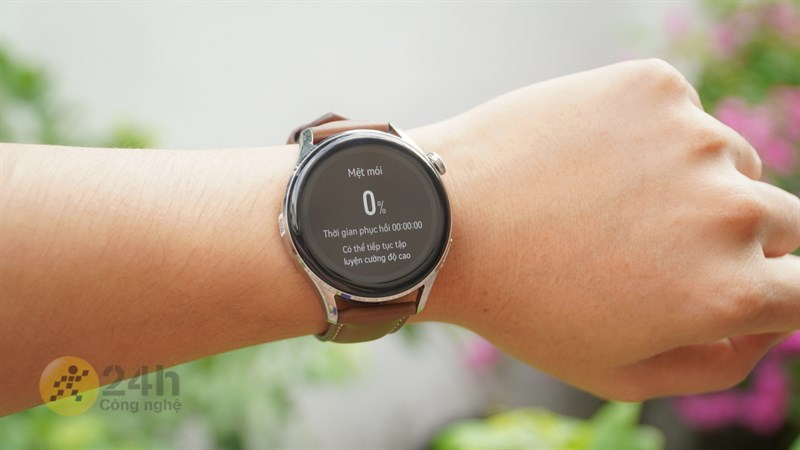 Cách kết nối Huawei Watch 3