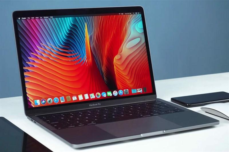 Macbook Pro 2019 có thể xử lý được nhiều tác vụ liên quan đến đồ họa. Nguồn: Tech Radar.