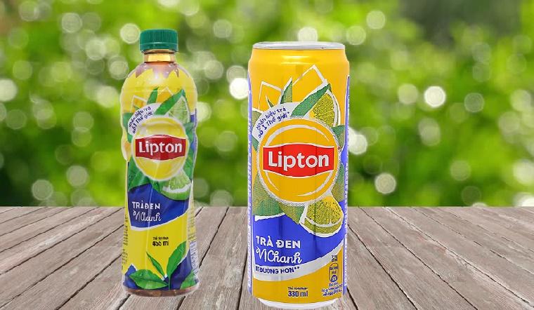 Nên uống Lipton trà đen chai hay Lipton trà đen lon? Cái nào ngon hơn?