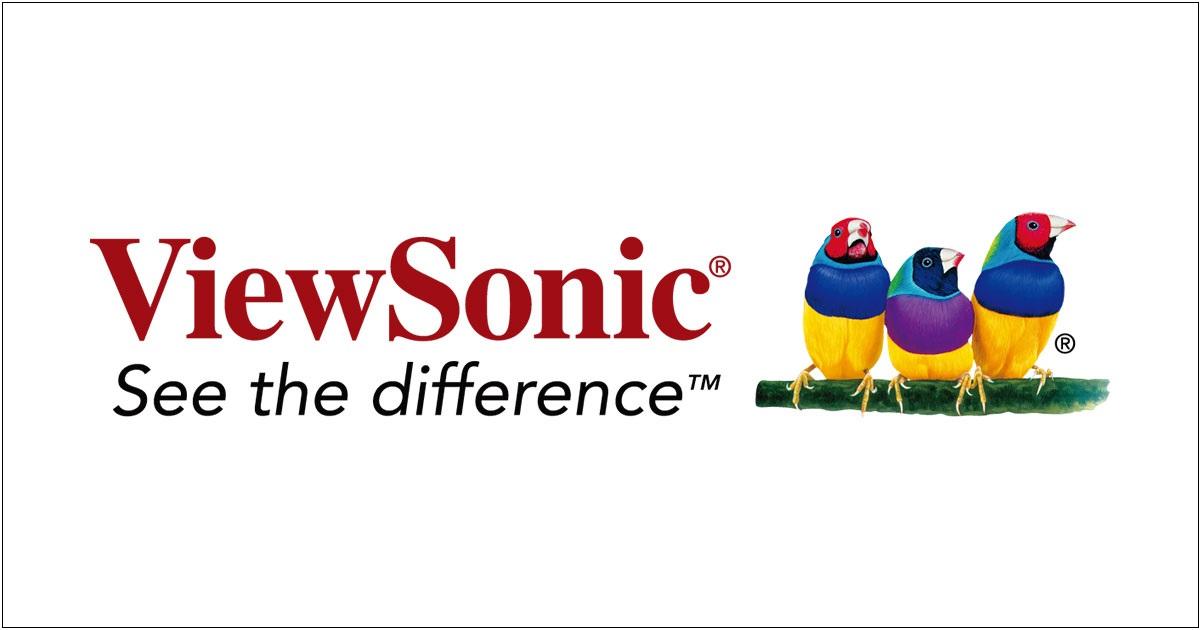 Logo của ViewSonic
