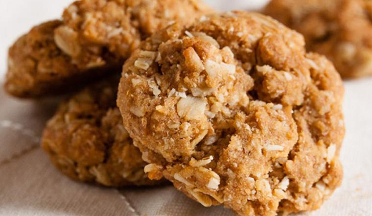 Cách làm bánh yến mạch vani thơm ngon, vừa giảm cân vừa tốt cho sức khỏe