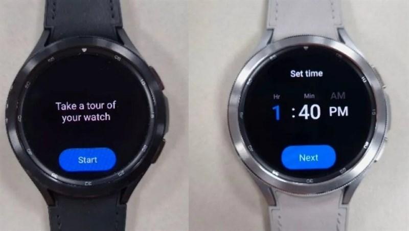 Thiết kế Samsung Galaxy Watch4 Classic lộ diện qua ảnh chụp thực tế