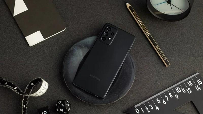 Galaxy A52s 5G rò rỉ giá bán, bộ nhớ trong, tùy chọn màu