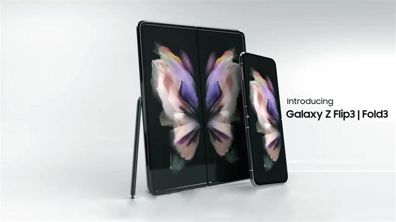 Galaxy Z Fold3 và Z Flip 3