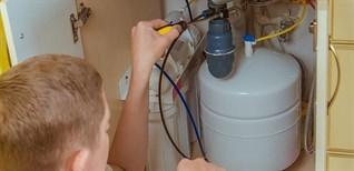 Máy lọc nước không ra nước. Nguyên nhân và cách khắc phục