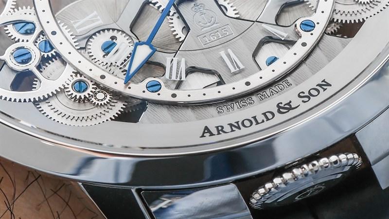 Đồng hồ Thuỵ Sĩ