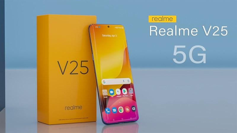 Realme RMX3381 được cho là tên mã của Realme V25 5G, dùng chip Dimensity 810 sắp ra mắt và pin lớn, có hỗ trợ sạc nhanh