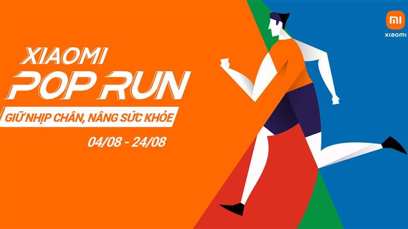 Xiaomi POP Run 2021