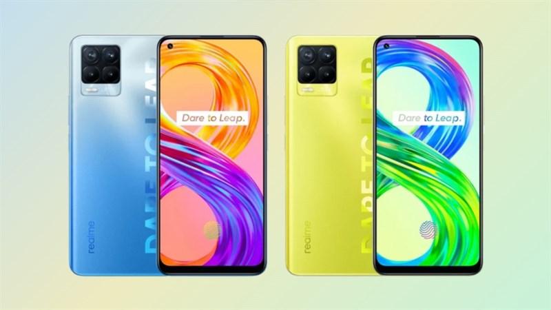 Realme 8i, Realme 8s xác nhận sẽ ra mắt tại Ấn Độ