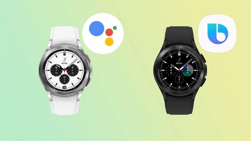 Google Assistant và Bixby sẽ có mặt trên dòng Galaxy Watch 4