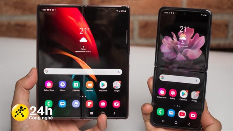Galaxy Z Fold3 và Z Flip3