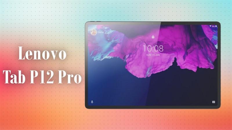 Hình ảnh của Lenovo Tab P12 Pro trên Google Play Console