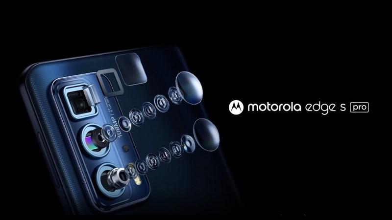 Motorola Edge S Pro màn hình OLED 144Hz vừa được xác nhận sẽ có camera với khả năng thu phóng lên tới 50x