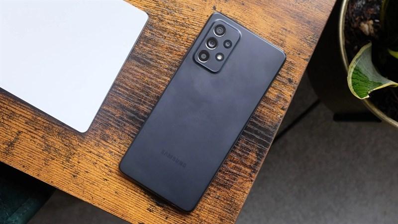 Galaxy A52s 5G lộ nhiều ảnh render với 4 tùy chọn màu sắc khác nhau, trong đó có một màu rất 'tươi mát'