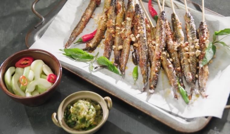 Cách làm cá kèo nướng muối ớt thơm ngon khó cưỡng cực đơn giản