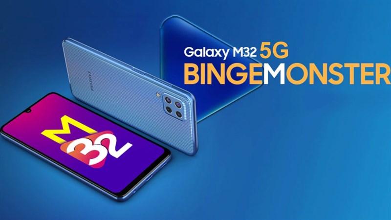 Galaxy M32 sắp có thêm phiên bản 5G