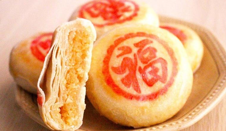 Cách làm bánh pía sầu riêng thơm ngon, cực dễ làm
