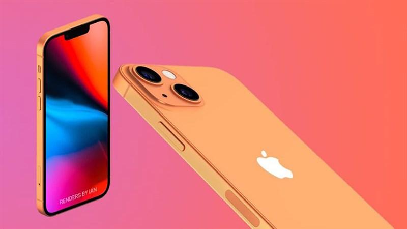 Thông tin về iPhone 13