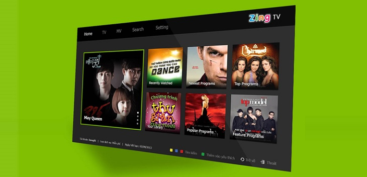 Zing TV – Android TV