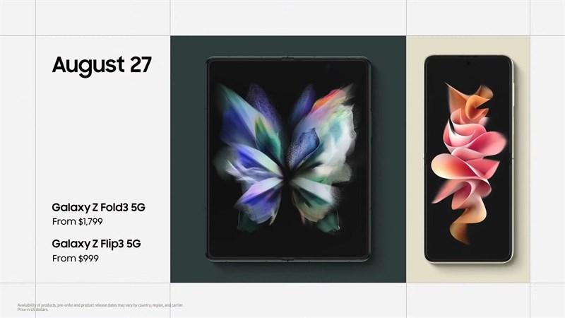 Samsung Galaxy Z Flip3 - smartphone gập đáng mua nhất dành cho số đông người dùng!