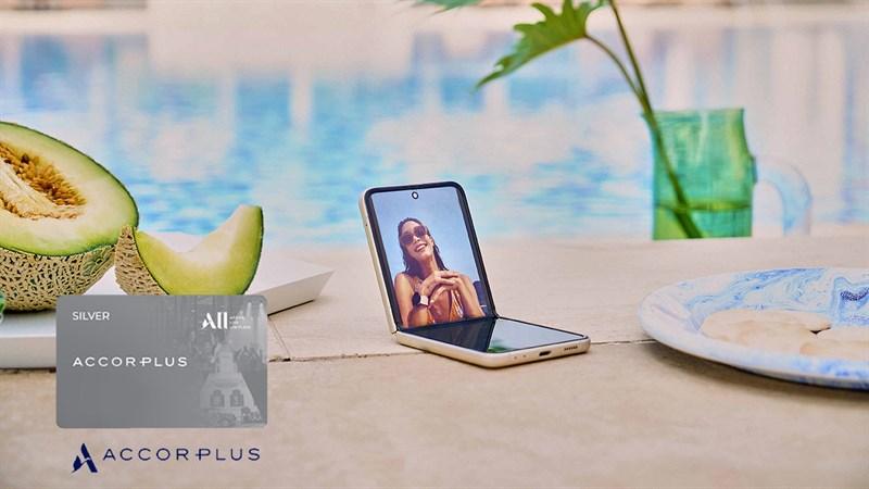 Mua Galaxy Z Fold3 và Z Flip3, nhận đặc quyền thẻ Accor Plus Explorer