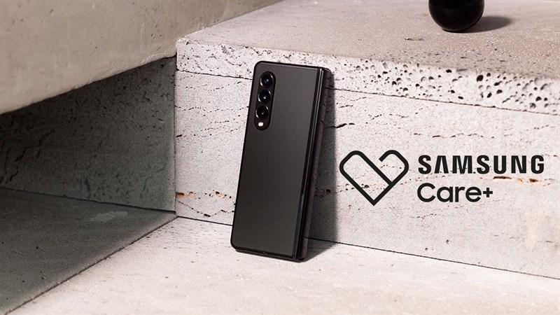 An tâm sử dụng Galaxy Z Fold3, Z Flip3 với gói bảo hành Samsung Care+
