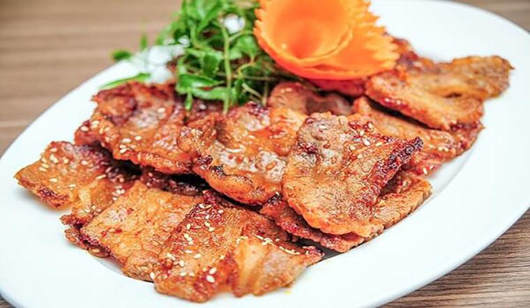 Cách làm bò nướng muối ớt thơm ngon đúng chuẩn tại nhà
