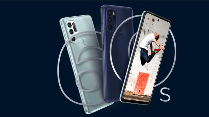 Motorola Moto G60s ra mắt