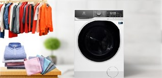 Hướng dẫn sử dụng chế độ sấy của máy giặt Electrolux đơn giản nhất