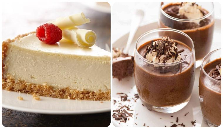 Cheesecake là gì? Mousse là gì? Cheesecake với mousse khác gì nhau?