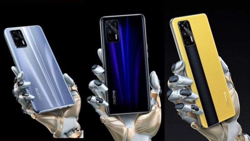Dòng Realme GT sẽ thay thế dòng Realme X