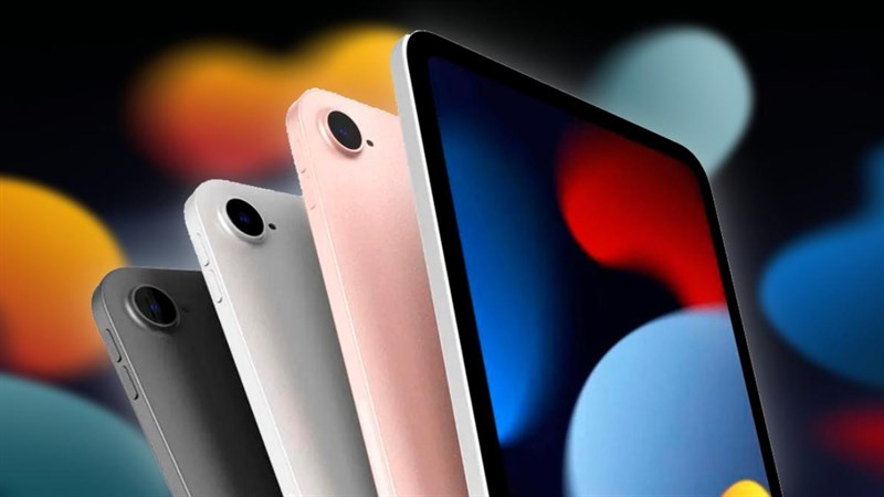 iPad mini 6 có mấy màu? Đây là tất cả tùy chọn màu sắc dự kiến của máy