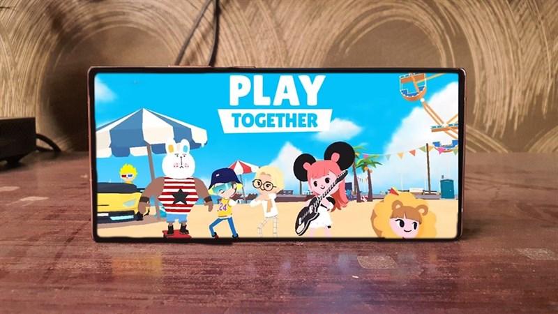 cách thay đổi ngoại hình trong Play Together