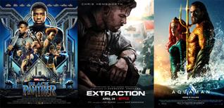 Top 11 bộ phim chiếu rạp Mỹ hay, được xem nhiều nhất mọi thời đại
