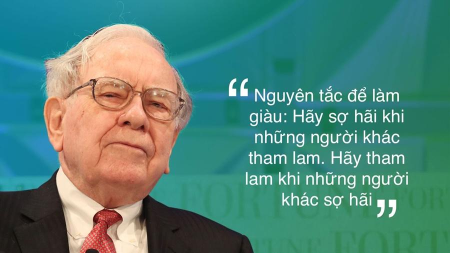 Triết lý của Warren Buffett