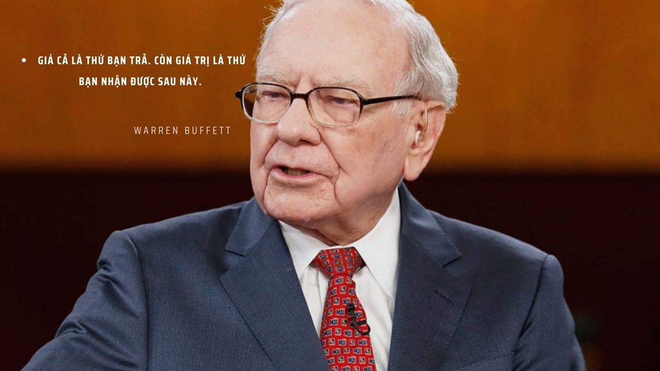 Câu nói hay truyền cảm hứng của Warren Buffett