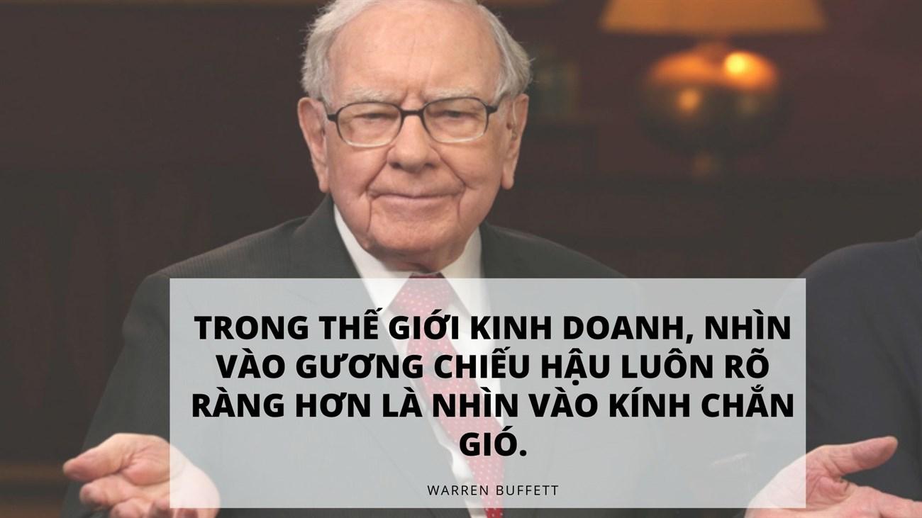 Những câu nói kinh điển của Warren Buffet