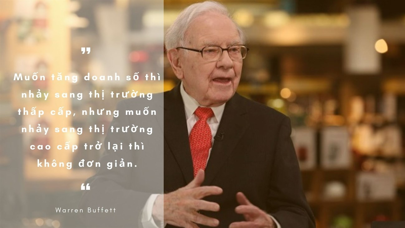 Những câu nói đầy sức mạnh của huyền thoại đầu tư Warren Buffett