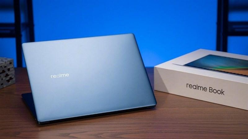 Realme Book sắp ra mắt