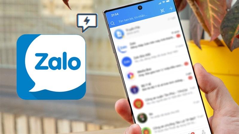 Cách tự động trả lời tin nhắn trên Zalo