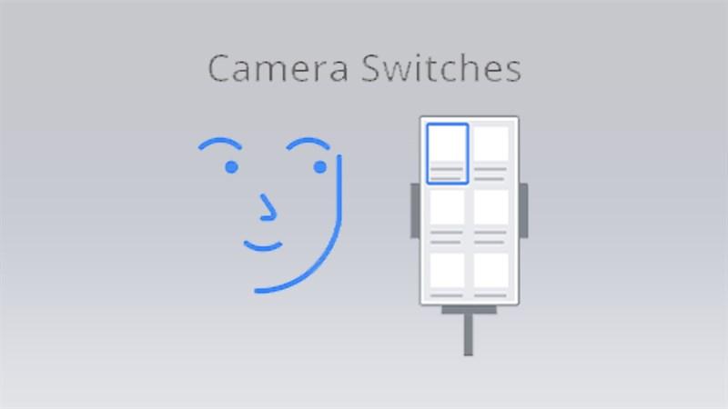 Tính năng điều khiển Camera Switch